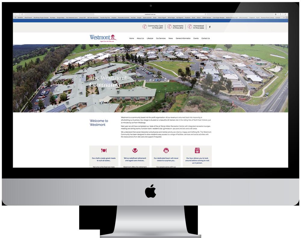 westmont-website